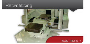 CNC Machine Retrofitting