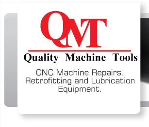 Quality Machine Tools Logo